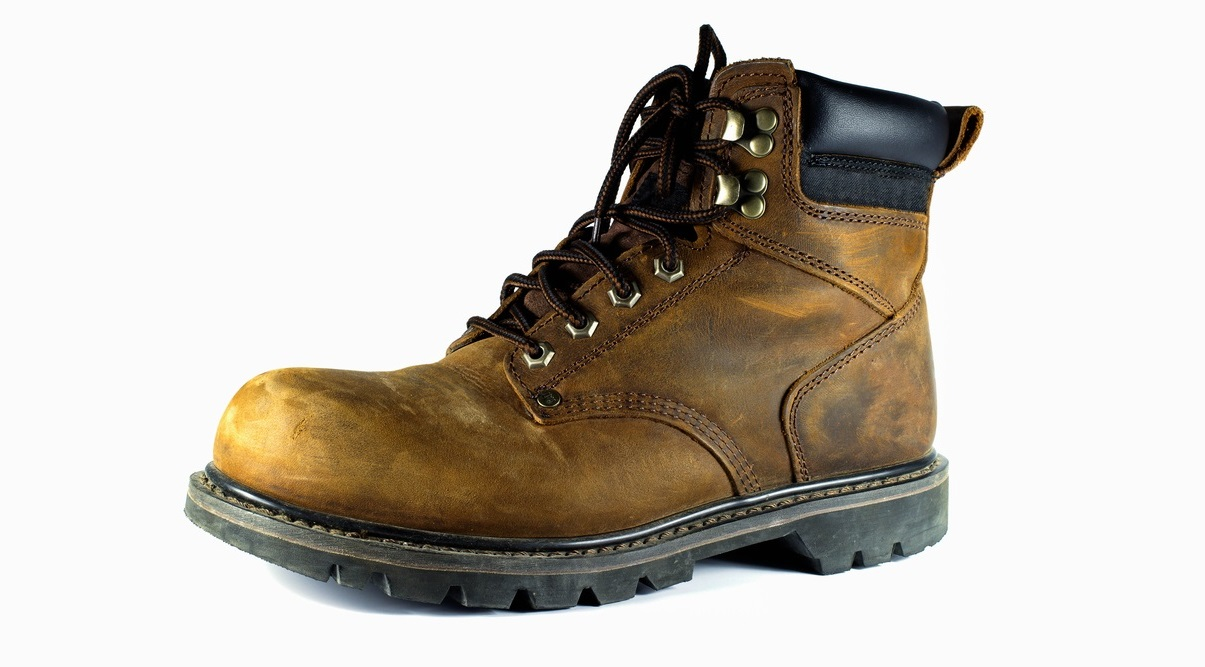 Steel Toe Boot v2